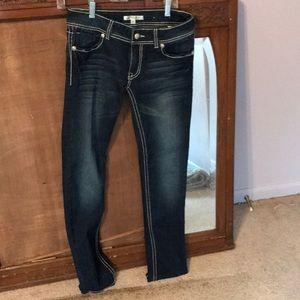 Pants - Versions jeans